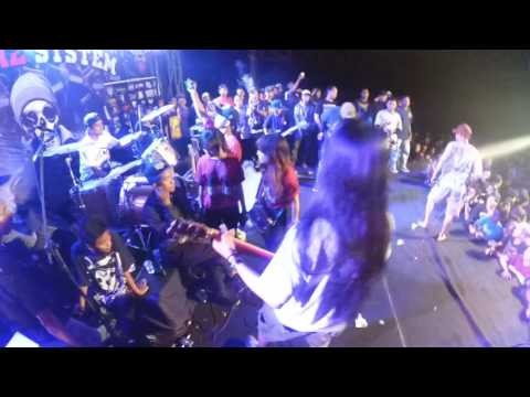Difficult And Hard-Nurani Mati live Fuck The System(Laskar Malang)