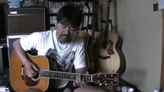 Eric Clapton / Needs His Woman (Martin D-42)