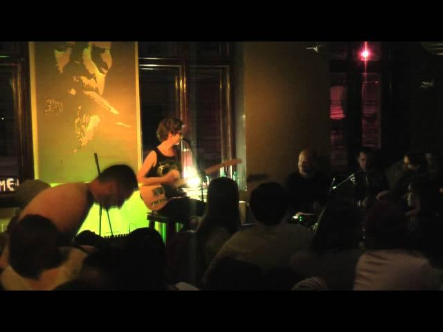 Patricia Labou/Tudor Sbârcea - Higgs Boson Blues (Nick Cave)