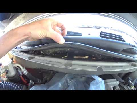 GMC Envoy/chevy trailblazer 02-09 ignition coil problem fix for P0304 or P0300 after rain !!!