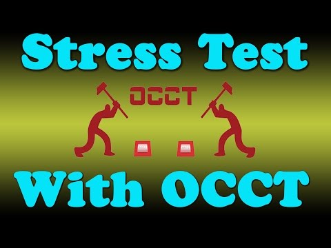 How to Test Your Computer for Overheating and Other Problems Using OCCT
