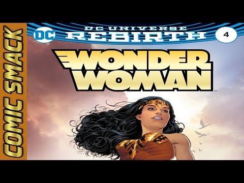 Wonder Woman #4 Comic Smack