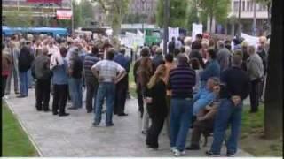 Protest radnika IKL-a