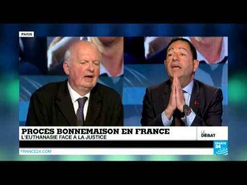 Procès Bonnemaison en France : L'euthanasie face à la justice (partie 2) - #DébatF24
