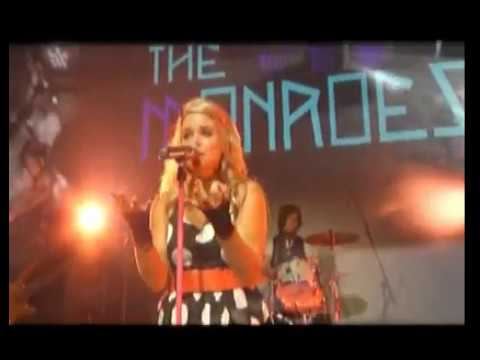 The Monroes Band Live