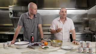 George Calombaris and Travis McCauley shares their Bulla Sour Cream tips Thumbnail