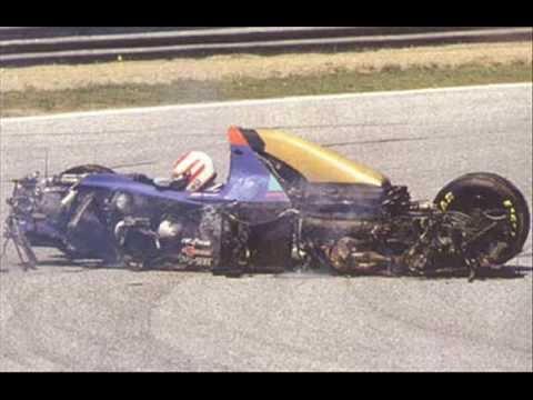 Ratzenberger Unfall