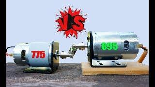 So sánh motor 895 và motor 775 - shop bán motor 895 giá rẻ nhất tại Việt Nam