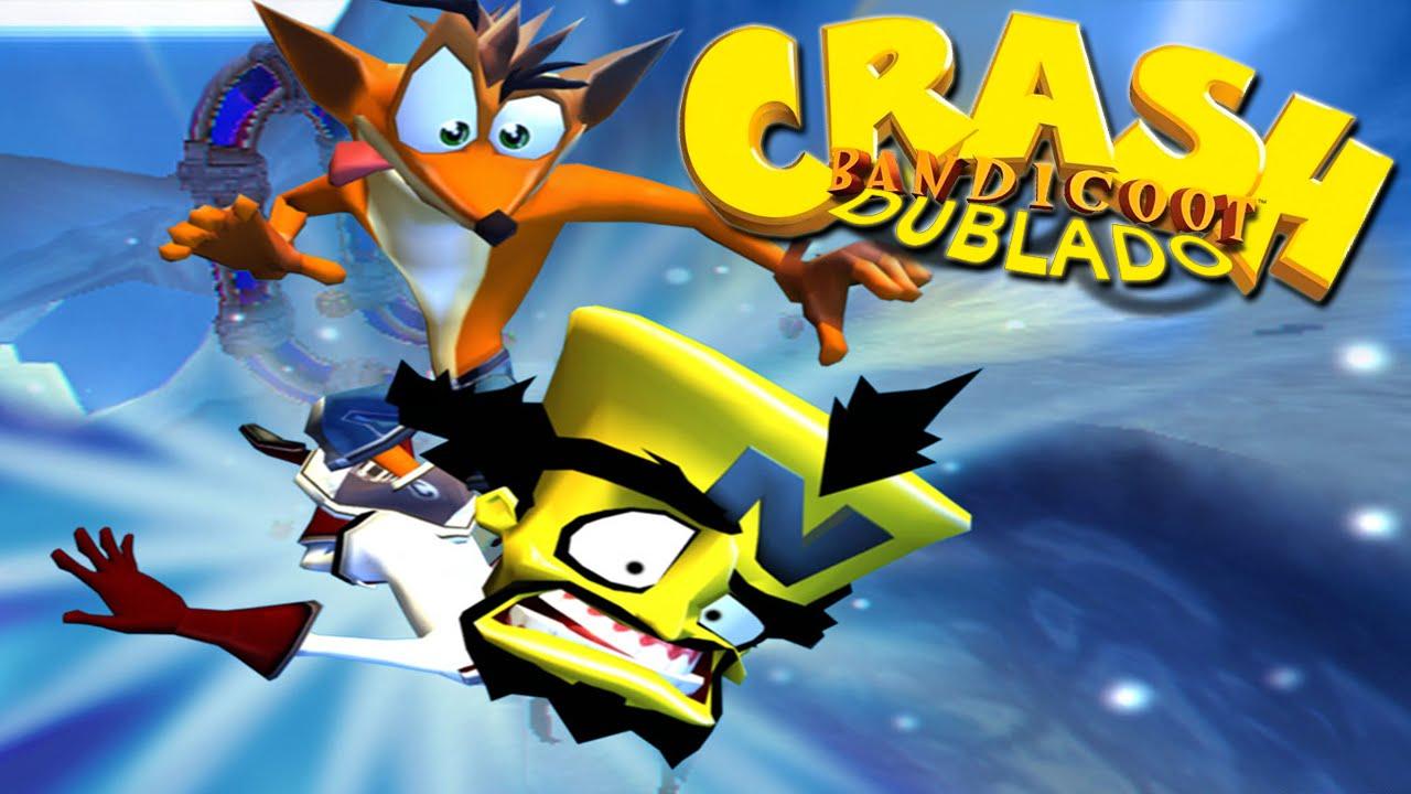 Crash Bandicoot: Twinsanity - Dublado em Português (PT-BR) - Dr Cortex X  Crash (PS2)