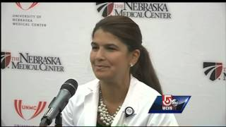 Doctors give update on condition of Mass. doctor with Ebola