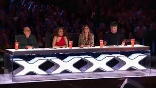 Amanda Mena- The 15-Year-Old Earns Golden Buzzer From Mel B - American Got Talent 2018