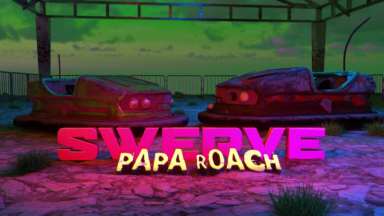 Papa Roach - Swerve feat. FEVER 333 & Sueco [Official Audio]