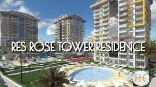 Квартира 1+1 в RES ROSE TOWER RESIDENCE