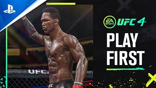 EA Sports UFC 4 - Available Now With EA Access | PS4