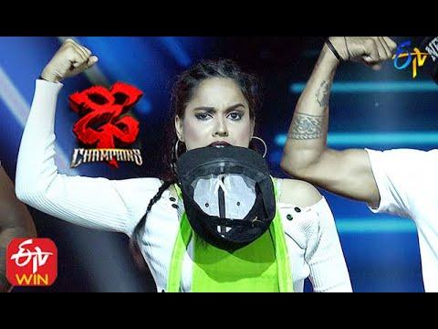 Tejashwini Performance | Dhee Champions |  7th October 2020   | ETV Telugu