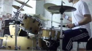 Roberto Cittadini (Drum Cover) SUICIDE SILENCE Genocide HD Thumbnail