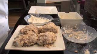 Basic Seitan | Country Chicken Fried Chicken | Vegan Kfc Double Down