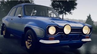 Forza Horizon 2 | Ford EscortRS 1600 | NEW Fast and Furious Car Pack! The Hoonigan Fun Machine