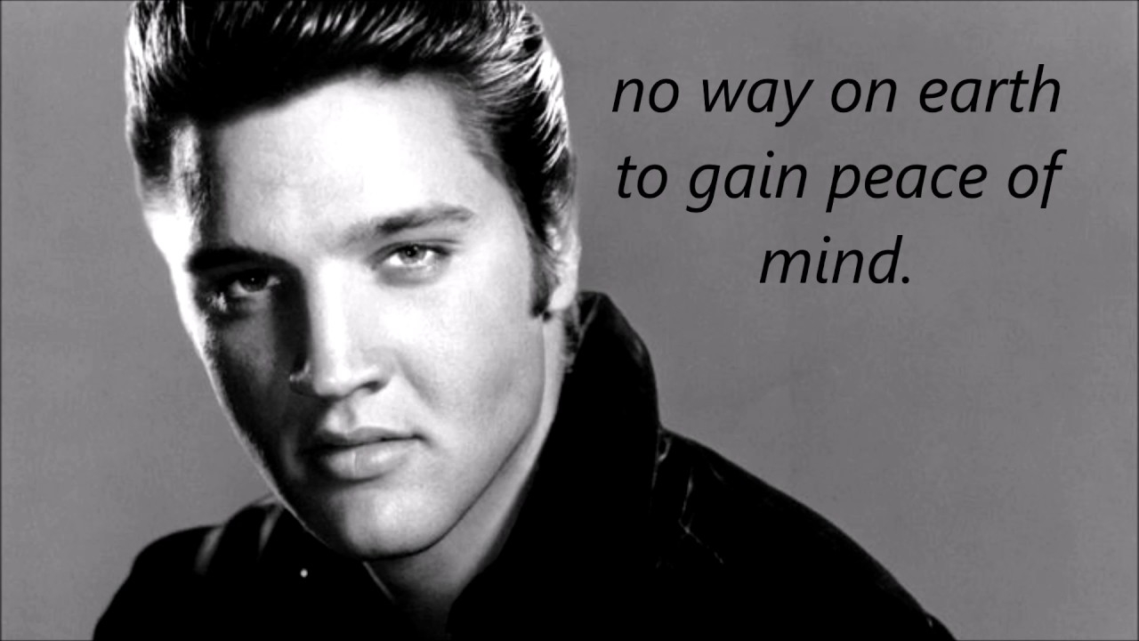 Download Crying in the Chapel  ELVIS PRESLEY (with lyrics)
