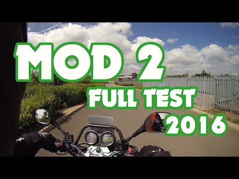MOD 2 (2017) - Full Test - New Rules - Perfect Pass (Nottingham)