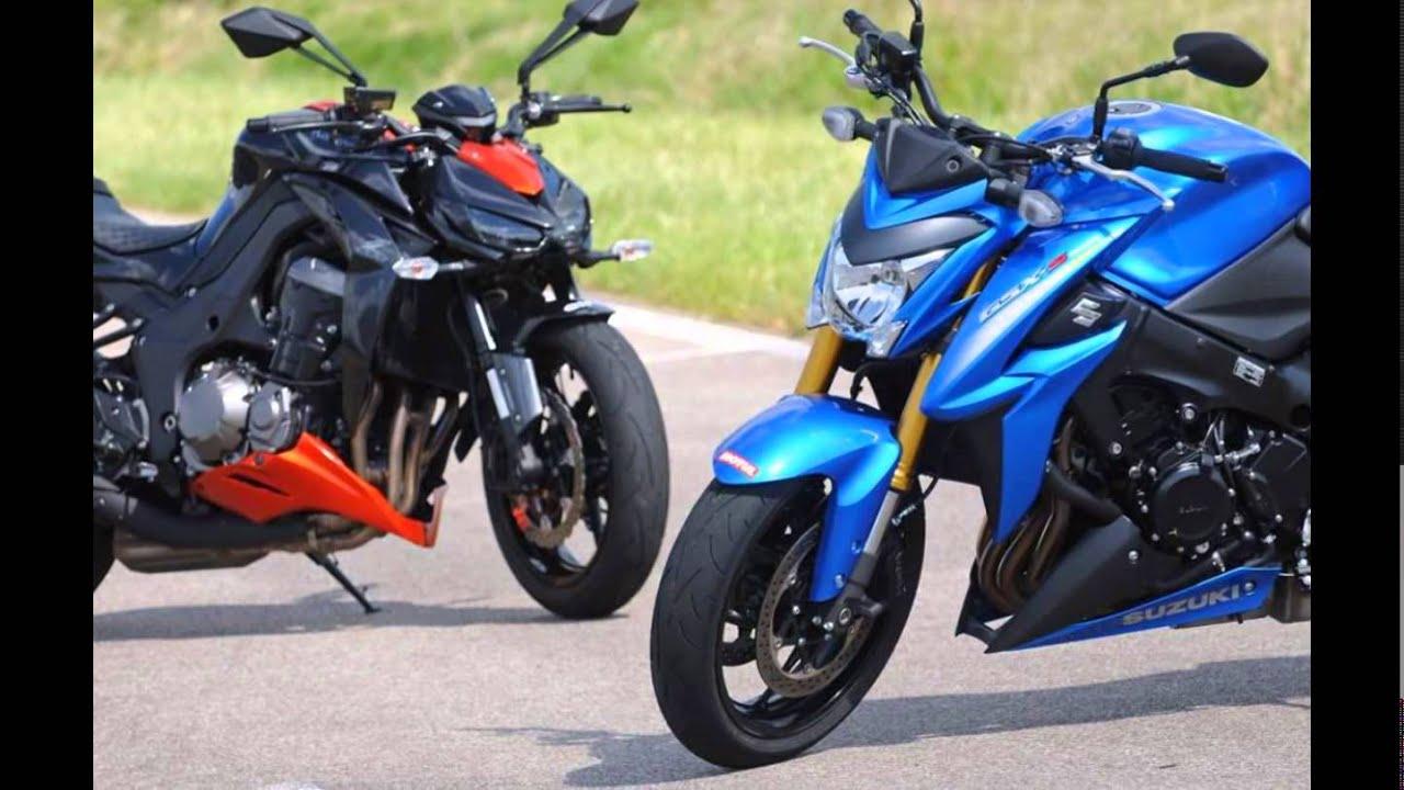 New 2016 Kawasaki Z 1000 ABS 2017 SPort Motor Release