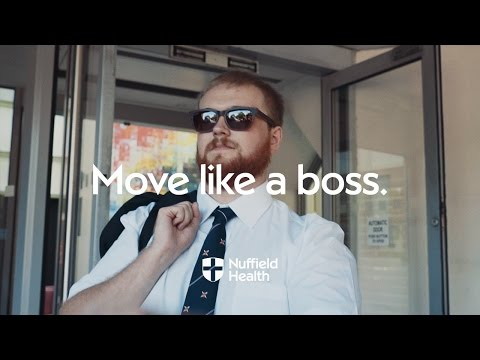Move Like a Boss | Nuffield Health