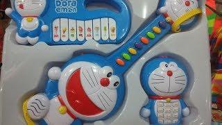 Musical Educational Doraemon piano keyboard Toys for kids
