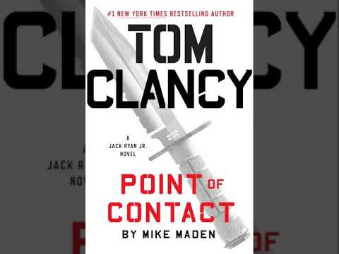 Tom Clancy Point of Contact #1 Audiobook