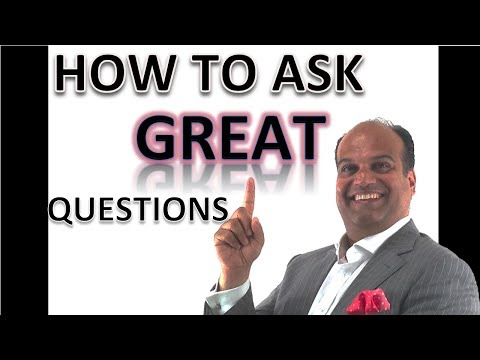 How to Ask Great Questions Video Review from YouTube · Duration:  1 minutes 39 seconds
