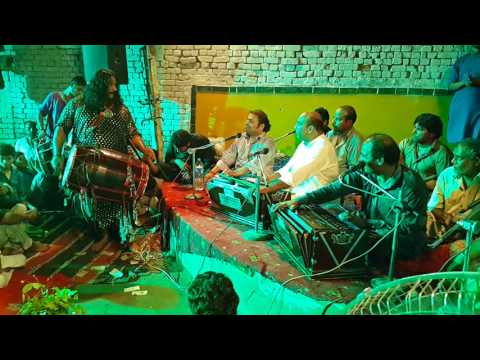 First Time in Qawwali History Amazing...