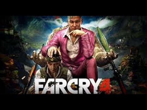 FARCRY 4 FIRST PUBLIC GAMEPLAY IN PS3 BY YOUTUBE-JooniDj