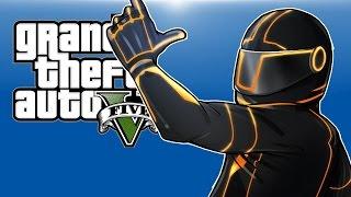 GTA 5 PC Online - DEADLINE - (Tron Style Deathmatch!)