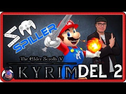 SonMichael Spiller : SKYRIM DEL 2!  Super SKYRIM Dubstep!
