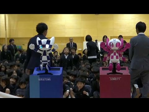 شاهد: أول عرض لوظائف التعويذتين الرسميتين لألعاب طوكيو الأولمبية الصيفية 2020…  - نشر قبل 53 دقيقة