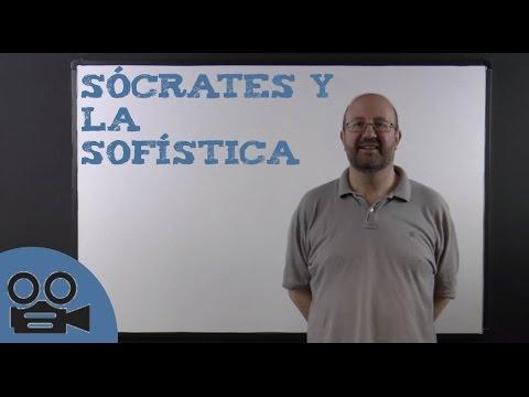 Sócrates y los sofistas