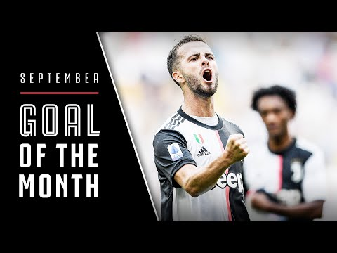 JUVENTUS GOAL OF THE MONTH: SEPTEMBER 2019