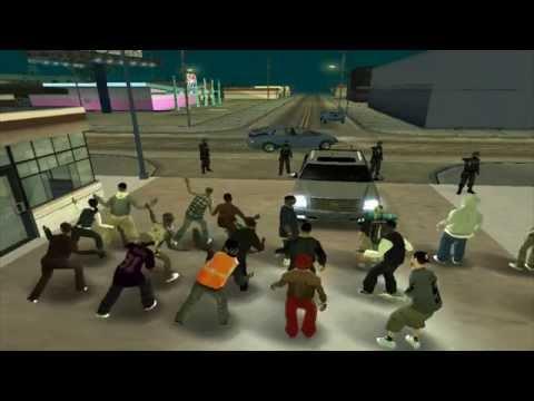 Loquendo - GTA San Andreas - CJ Consigue un trabajo 2: Por favor: 1-Si vas a poner mensajes para insultar o pelearse,