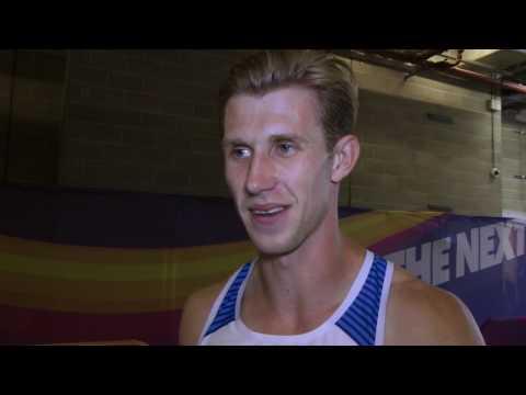 Jack Green - Men's 400m Hurdles Heats - IAAF World Championships