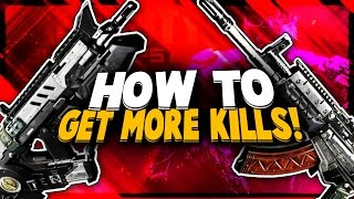 COD BO3: How To GET MORE KILLS   Black Ops 3 Get A LOT OF KILLS   Multiplayer Tips & Tricks