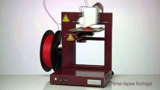 3D Afinia Printers Tutorial