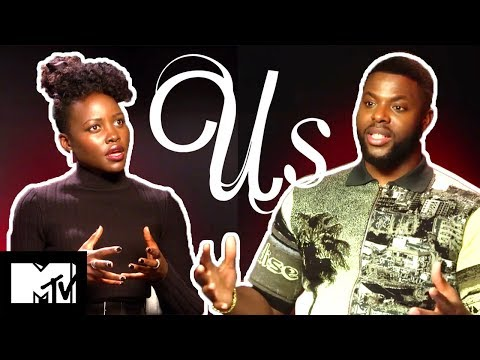 Us Cast Reveal Black Panther Crossover & What The Us Ending Means | MTV Movies