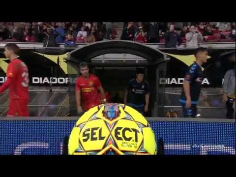 FC Nordsjaelland vs Brondby IF 3-2 Highlights - Denmark Superliga