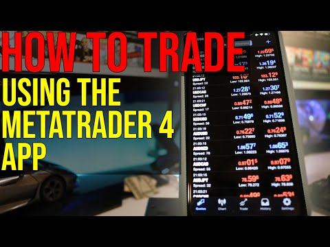 How To Use MetaTrader 4 For Beginners And Make Money