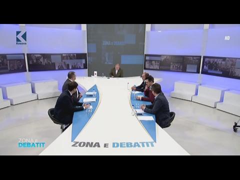 Zona e Debatit -  Shpend Ahmeti, Dardan Sejdiu - 09.02.2017 - Klan Kosova