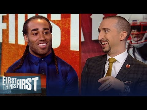 Patriots' Stephon Gilmore talks Super Bowl LIII win, Tom Brady & more | NFL | FIRST THINGS FIRST