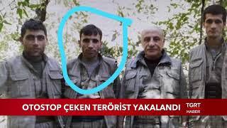 Otostop Çeken Terörist Yakalandı