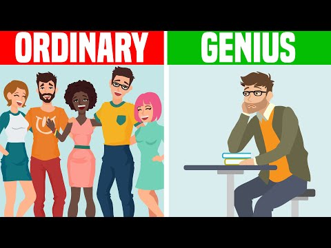 12 Signs You Have Genius Level Intelligence