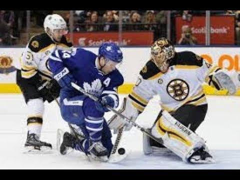 Top NHL Pick Boston Bruins vs Toronto Maple Leafs Stanley Cup Playoffs 4/16/18 Hockey
