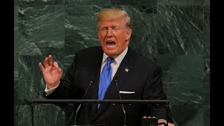 President Donald Trump URGENT Speech to the United Nations General Assembly 🔴