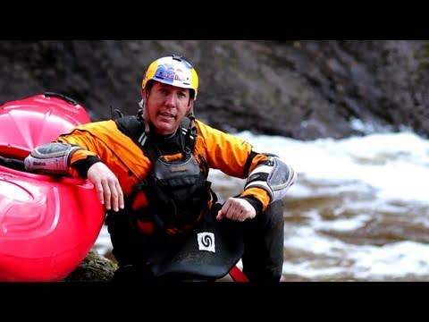 Kayaking Waterfalls With Steve Fisher